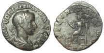 Ancient Coins - Gordian III, 238-244 AD. Æ Sestertius, Securitas Reverse