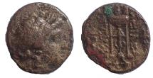 Ancient Coins - Seleukid Kings of Syria. Antiochos II Theos. 261-246 BC. Æ 16