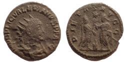 Ancient Coins - Valerian, AD 253-260. Antoninianus