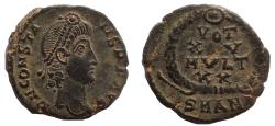 Ancient Coins - Constans - Augustus 337-350 AD. Ae 16