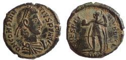 Ancient Coins - Constantius II 337-361 AD AE 16