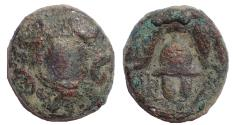 Ancient Coins - Kings of Macedon. Alexander III 'the Great'. 336-323 BC. Æ 1/2 Unit