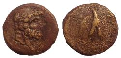 Ancient Coins - Lydia, Thyateira. Pseudo-autonomous issue. 2nd-3rd centuries AD. Æ 15