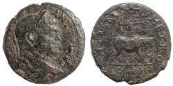 Ancient Coins - Phoenicia, Tyre. Caracalla. AD 198-217. Æ 26
