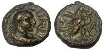Ancient Coins - Egypt, Alexandria. Claudius II Gothicus. 268-270 AD. Tetradrachm