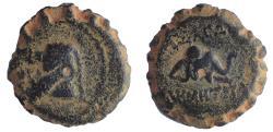 Ancient Coins - Seleukid Kingdom, Demetrios I AE 15