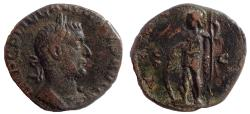 Ancient Coins - Gallienus, joint reign (AD 253-268). Sestertius