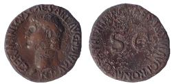 Ancient Coins - Germanicus. Died AD 19. Æ As 27