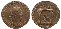 Ancient Coins - Syria, Seleucis and Pieria. Antioch. Trebonianus Gallus. AD 251-253. Æ 29