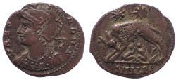 Ancient Coins - Commemorative Series. AD 330-354. Æ Follis