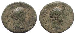 Ancient Coins - Kingdom of Thrace, Rhoemetalkes I. Circa 11 BC-AD 12. Æ Æ 19
