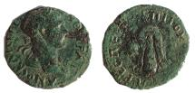 Ancient Coins - Thrace, Perinthos, Trajan AD 98 -117 Æ 21 Very Rare.