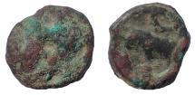 Ancient Coins - France: Turones Potin, 1st Cent. B.C.