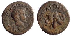 Ancient Coins - Pontus, Sebastopolis, Trajan, 98-117, Ae 22. Very Rare.
