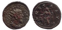 Ancient Coins - Postumus. Romano-Gallic Emperor, AD 260-269. AR Antoninianus.