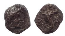 Ancient Coins - Caria, Kaunos. Circa 191/0-166 BC. Æ 10