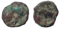 Ancient Coins - France: Turones Potin, 1st Cent. B.C.