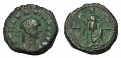 Ancient Coins - Egypt, Alexandria. Carinus. 283-285 AD. BI Tetradrachm