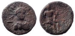 Ancient Coins - Sicily, Leontini. After circa 210 BC. Æ 21