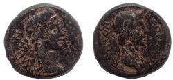 Ancient Coins - Mysia, Pergamum. Pseudo-autonomous issue. Circa AD 40-60. Æ 17