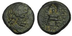 Ancient Coins - Cilicia, Mopsos. 164-27 BC. Æ 22
