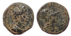 Ancient Coins - Lycaonia, Iconium. Antoninus Pius. AD 138-161. Æ 18