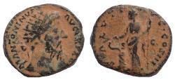 Ancient Coins - Marcus Aurelius. AD 161-180. Æ Dupondius