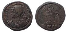 Ancient Coins - Constantinople Commemorative. 332-333 AD. Æ Follis