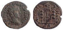 Ancient Coins - Pisidia, Antiochia. Volusian. AD 251-253. Æ 21