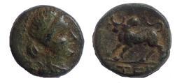Ancient Coins - Termessos (100-30 BC) AE 13