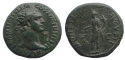 Ancient Coins - Domitian. 81-96 AD. Æ As