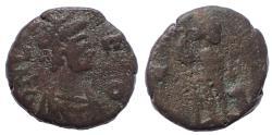 Ancient Coins - Leo I (457-474). Nummus. Constantinople.