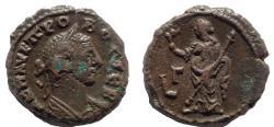 Ancient Coins - Egypt, Alexandria. Probus. 276-282 AD. BI Tetradrachm