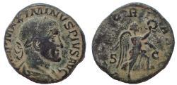 Ancient Coins - Maximinus I. AD 235-238. Æ Sestertius
