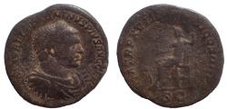 Ancient Coins - Caracalla AD 198 – 217, Æ Sestertius. Very Rare.