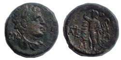 Ancient Coins - Macedon, Thessalonica. Circa 187-168/7 BC. Æ 21. Very Rare.