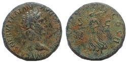 Ancient Coins - Trajan, 98-117 AD. Æ As