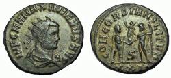 Ancient Coins - Maximianus.286-305 AD. Antoninianus