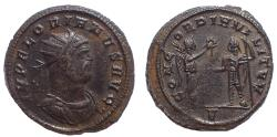 Ancient Coins - Florian. 276 AD. Antoninianus