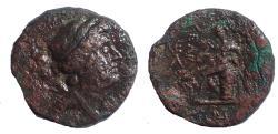 Ancient Coins - Seleukid Empire. Seleukos III Soter (Keraunos). 225/4-222 BC. Æ 17