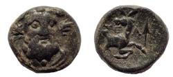 Ancient Coins - Pisidia, Selge. 2nd-1st centuries BC. Æ 12