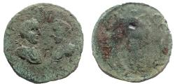 Ancient Coins - Cilicia, Casae. Maximinus and Maximus Caesar, AD 235/6-238. Æ 35, Very Rare.