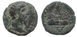 Ancient Coins - Cappadocia, Caesarea-Eusebia. Lucius Verus. AD 161-169. Æ 21