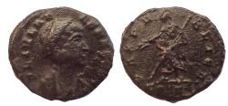 Ancient Coins - Helena. Augusta, AD 324-328/30. Æ Follis