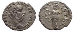 Ancient Coins - Pescennius Niger AD 193-194. Antioch Denarius. Very Rare.