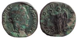 Ancient Coins - Severus Alexander, 222-235 AD. Æ Sestertius
