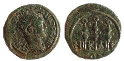 Ancient Coins - Bithynia, Nicaea,  Severus Alexander. AD 222-235. Æ 22. EF.