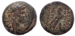 Ancient Coins - The Seleucid Kings, Antiochos IV Epiphanes, 175-164 BC, Antioch, circa 169-168 BC.