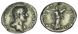 Ancient Coins - Hadrian. AD 117-138. AR Denarius