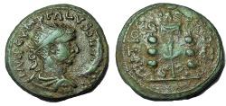 Ancient Coins - Pisidia, Antiochia. Volusian. AD 251-253. Æ 23